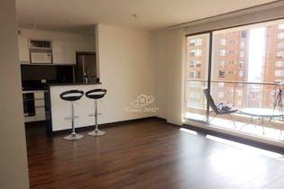 Apartamento en venta en Colina Campestre. Iberia, Con 3 habitaciones-80mt2