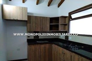 Apartamento en Payuco, La Ceja - 94mt, tres alcobas, balcon
