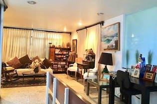 Casa en venta en Club de Golf México de 350 mts2 de 3 niveles