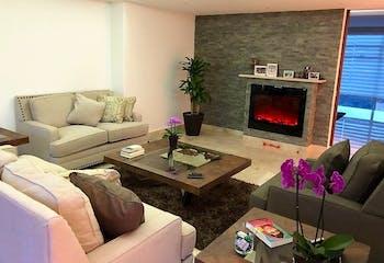 Apartamento en venta en Bosque Real Country Club de 430 mt con Chimenea