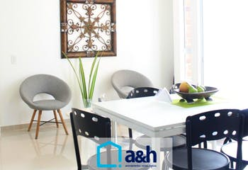 Apartamento en Sabaneta, Aves Maria - 62mt, dos alcobas, balcon