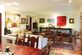 Casa en venta en Santa Fe Cuajimalpa de 290mt2