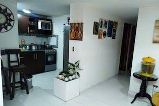 apartamento en venta en San Miguel, Villa Hermosa de 89,69mtrs2 con dos patios