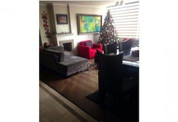 Apartamento en venta en Puente Largo, Pasadena de 110mtrs2 con chimenea