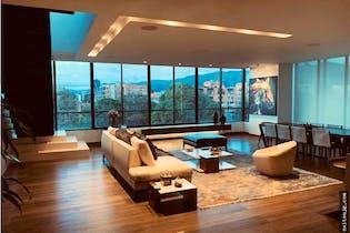 Penthouse virrey, Polo Club, Bogotá. Con 3 habitaciones-295mt2