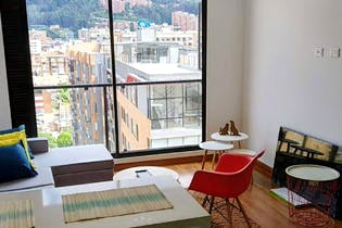 147 Square, en en Cedritos de 1-3 hab, Apartamentos en venta en Caobos Salazar de 1-3 hab.