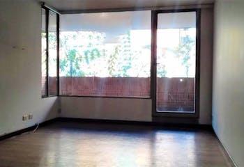 Apartamento En Venta En Bogota Teusaquillo, Con 3 habitaciones-84mt2