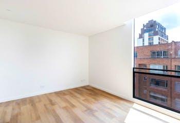 Apartamento En Venta En Bogota El Virrey, Con 1 habitacion-68mt2