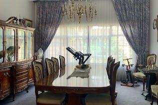 Casa en venta en Anzures de 337 mt2.