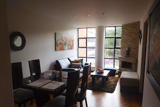 Apartamento en venta en Chicó Navarra de 84m²