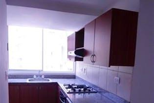 Apartamento en venta en Los Balsos, de 115metrs2 con bañera