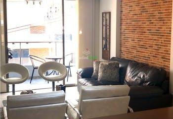 Apartamento en venta en Loma De Cumbres de 2 hab. con Bbq...