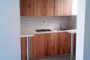 Apartamento en Venta San Martín de Porres, Con 3 habitaciones-72mt2