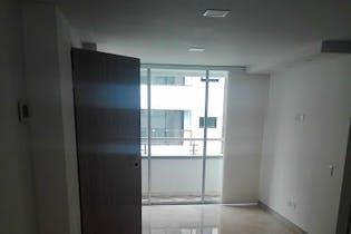 Apartamento en en venta en Los Almendros de 87 mts tres habitaciones