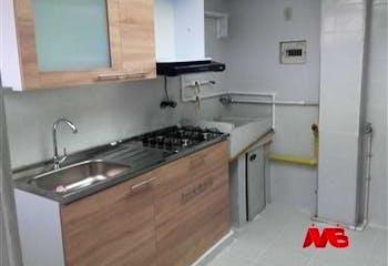Apartamento en venta en Nuevo Muzu de 2 alcobas