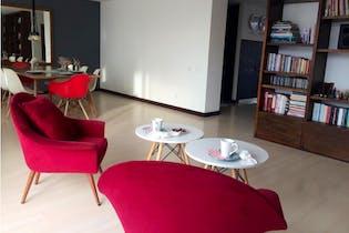 Vendo Apartamento Chicó Reservado, Bogotá. Cuenta con 3 habitaciones-188mt2