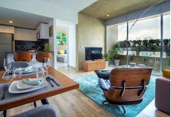 Sky Santa Fe Departamentos en venta en El Yaqui  desde 71 m2 a 200 m2