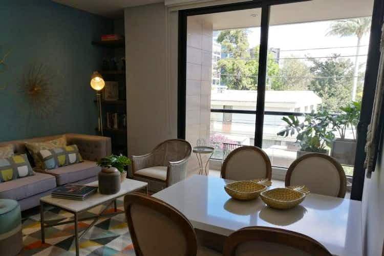 Portada Apartamento En Venta En Bogota Santa Ana Occidental, Con 2 habitaciones-54.64mt2