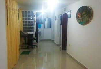 Apartamento en Venta Barrio de Jesus, Con 2 habitaciones-66mt2