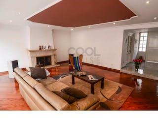 Casa en venta en Chicó Navarra, Bogotá