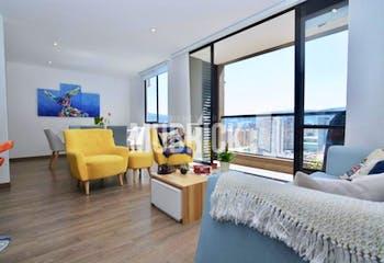 Apartamento en venta en Barrio Colina Campestre de 81m² con Gimnasio...