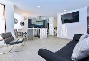 Apartamento en venta en El Virrey de 2 hab.