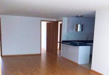 Departamento en venta en Narvarte de 148 mt2.