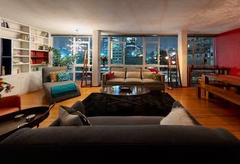 Departamento en venta en Condesa, 155m² con Zonas húmedas...