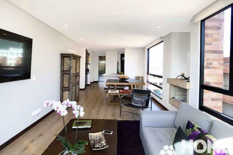 Portada Apartamento en venta en Chico Reservado, 119mt con balcon.