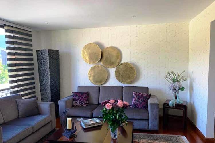 Portada Apartamento En Venta En Bogota Chico Navarra, Con 2 habitaciones-125mt2
