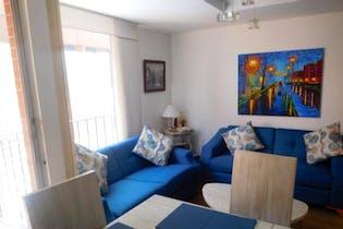 Apartamento en venta en Rincón del Chicó, Bogotá de 68mtrs2 con balcón