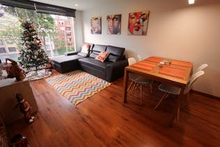 Apartamento en venta en Puente Largo de 2 hab.