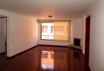 Apartamento En Venta En Bogota Santa Bárbara Occidental, Con 2 habitaciones-98.64mt2