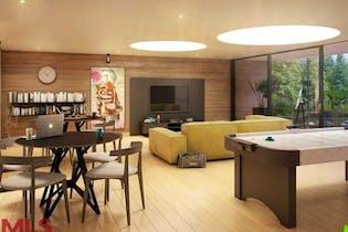Apartamento en venta en Santa Ana, Con 3 habitaciones-110.1mt2