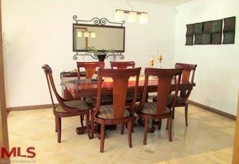 Casa en venta en Los Balsos 211m² con Jardín...