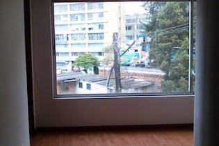 Apartamento en venta en Chapinero Alto de 1 alcoba