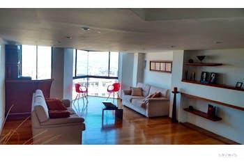 Apartamento en venta en Bosque Calderón. Con 4 habitaciones-263mt2