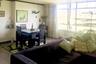 Apartamento en venta en Corferias, 101m²
