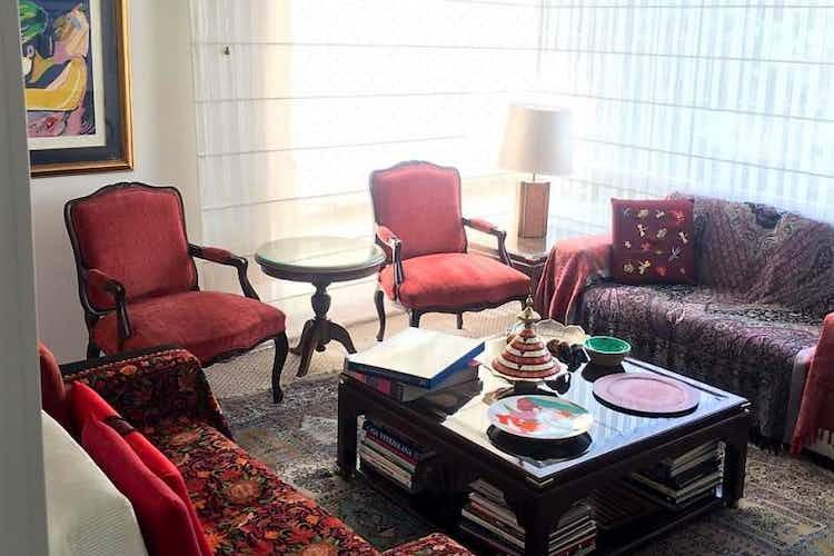 Portada Apartamento En Venta En Bogota La Cabrera, Con 2 habitaciones-140mt2
