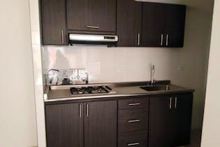 Apartamento En Venta En Bogota Santa ana sur, Con 3 habitaciones-47mt2