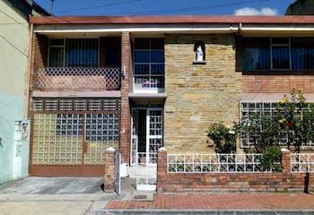 Casa en venta en Teusaquillo de 367 mt con chimenea