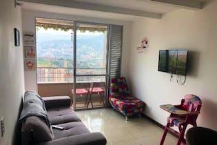 Apartamento en venta en El Porvenir de 2 Habitaciones- 45m2.