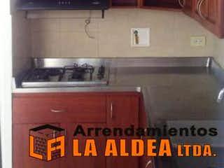 Cocina con fogones y microondas en ESTRELLAS DEL SUR NUEVA ETAPA