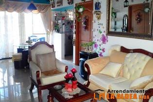 Casa Para Venta en El Rosario, Con 2 habitaciones-84mt2