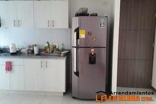 Apartamento Para Venta en La Estrella, Con 3 habitaciones-62mt2