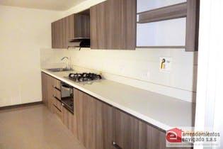 Apartamento en venta en El Esmeraldal de 137mtrs2 con patio
