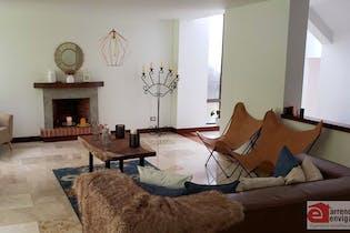 Casa en venta en Loma del Chocho, de 1400mtrs2 con chimenea