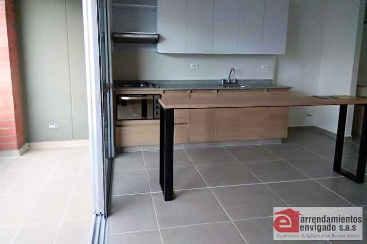 Portada Apartamento Para Venta en La Cuenca, Con 3 habitaciones-87mt2