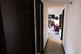 Apartamento Para Venta en La Cuenca, Con 3 habitaciones-80mt2