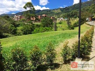 Alamos Del Escobero, lote en venta en Loma del Atravezado, Envigado